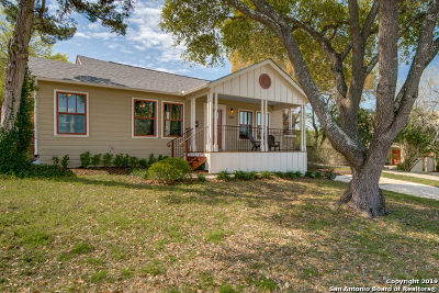 San Antonio Single Family Home New: 534 Pershing Avenue