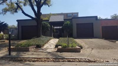 San Antonio Single Family Home New: 146 Lorenz Rd
