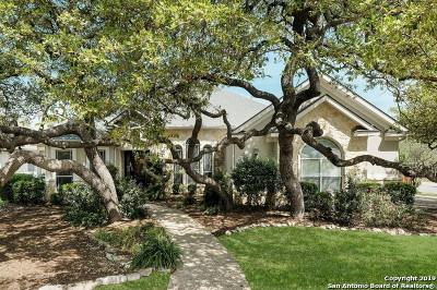 Helotes Single Family Home New: 102 Candelaria