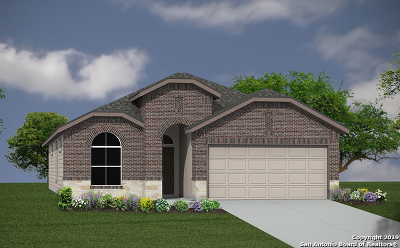 Single Family Home New: 12963 Colwell Lake