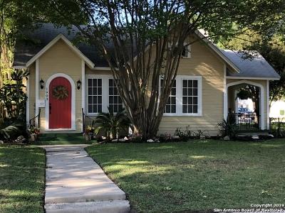 San Antonio Single Family Home New: 1903 W Gramercy Pl