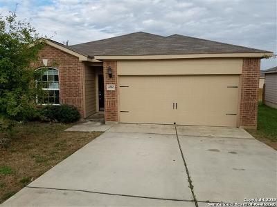 San Antonio Single Family Home New: 4610 Airstream