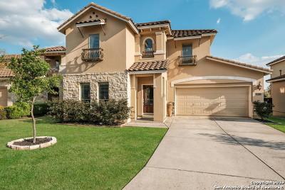 San Antonio Single Family Home New: 18219 Camino Del Mar