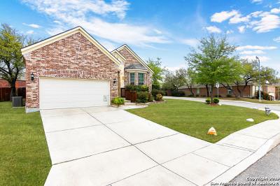 San Antonio Single Family Home New: 15822 Shooting Star