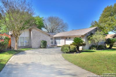 San Antonio Single Family Home Active Option: 5410 Gary Cooper St