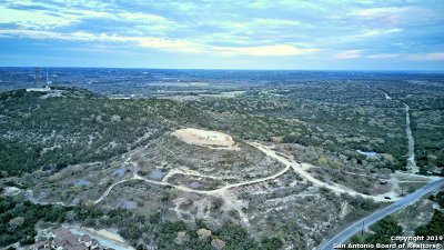 San Antonio Residential Lots & Land For Sale: 28576 Verde Mountain Trail