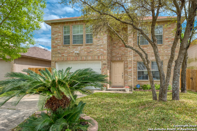 San Antonio Single Family Home New: 7910 Winterstone Dr