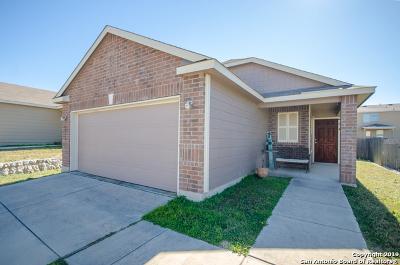 San Antonio Single Family Home New: 10958 Burning Lamp