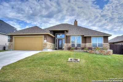 New Braunfels Single Family Home New: 2263 Sun Rim Way