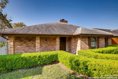 San Antonio Single Family Home New: 6419 Royal Ridge Dr