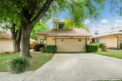 San Antonio Single Family Home New: 5738 Spring Sunshine