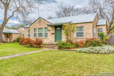 Hondo Single Family Home Price Change: 1152 27th St