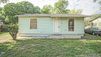 San Antonio Single Family Home New: 550 Ferris Ave