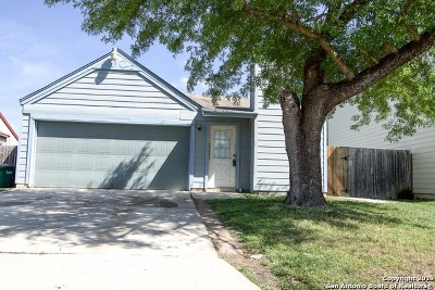 San Antonio Single Family Home New: 9705 Village Gate