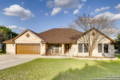 San Antonio Single Family Home New: 807 Misty Water Ln