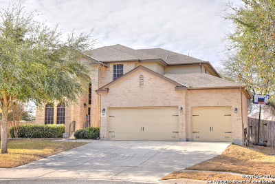 Cibolo TX Single Family Home New: $335,000