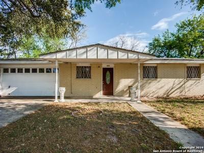 Pleasanton Single Family Home Price Change: 208 North St