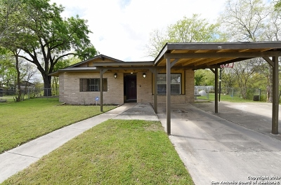 San Antonio Single Family Home New: 618 Pike Ridge Dr