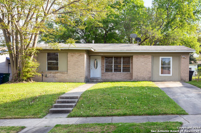 San Antonio Single Family Home New: 3734 Crossette Dr