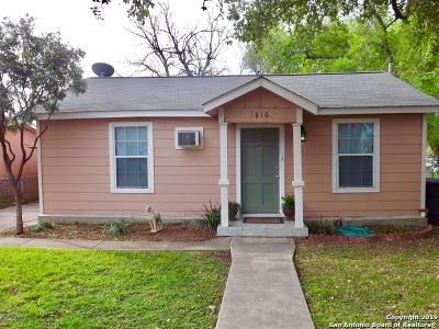 San Antonio Single Family Home New: 1610 Thorain Blvd