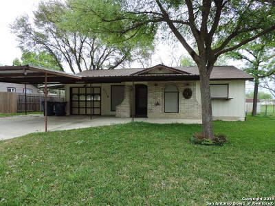 Single Family Home New: 3318 Kirby Dr