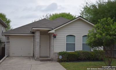San Antonio Single Family Home Active Option: 6939 Painter Way