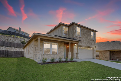 San Antonio Single Family Home New: 11906 Oak Water