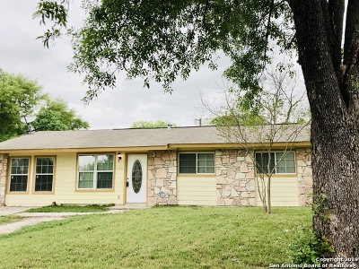 San Antonio Single Family Home New: 3111 Goosecreek St