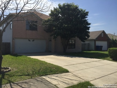 San Antonio Single Family Home New: 9418 Arcadia Crk