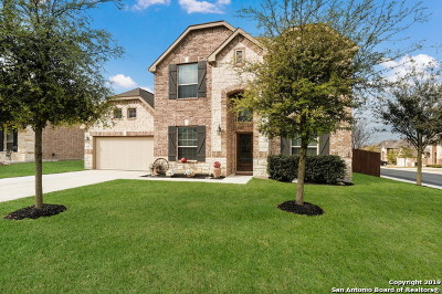 San Antonio Single Family Home New: 4643 Amos Pollard