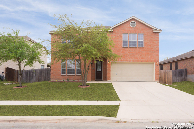 Cibolo Single Family Home Active Option: 136 Springtree Run