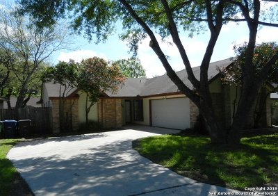 San Antonio Single Family Home New: 6410 Village Park