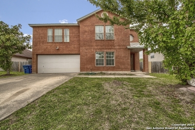 San Antonio Single Family Home New: 7318 Raintree Forest