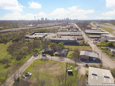San Antonio Residential Lots & Land New: 2539 Dignowity Ave