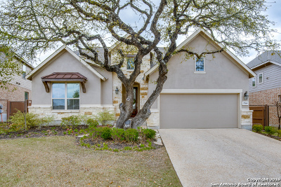 Bulverde Single Family Home Active RFR: 3769 Cremini Dr