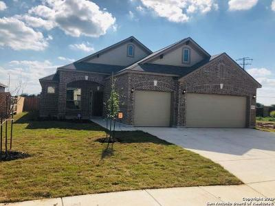 Guadalupe County Single Family Home New: 1706 Village Springs