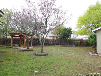 San Antonio Single Family Home New: 10107 Roseangel Ln