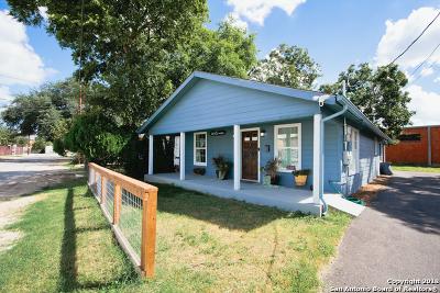 San Antonio Single Family Home New: 340 Simon