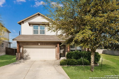 San Antonio Single Family Home New: 12103 Sugarberry Way