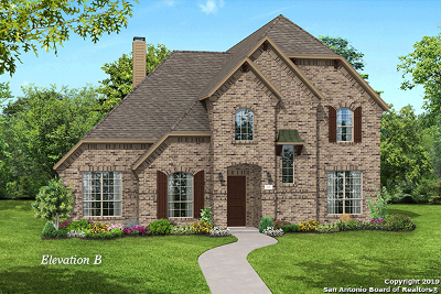 Kendall County Single Family Home New: 203 Champion Boulevard