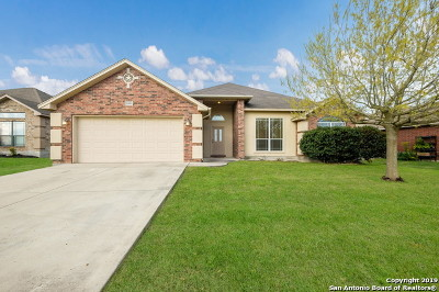 Guadalupe County Single Family Home New: 2260 Garden Sun Pl
