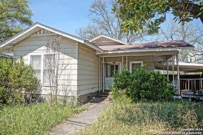 San Antonio Single Family Home New: 307 Simon
