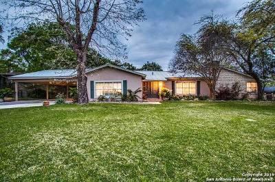 San Antonio Single Family Home New: 111 E Brandon Dr