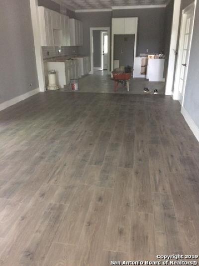 San Antonio Single Family Home New: 129 Cincinnati Ave