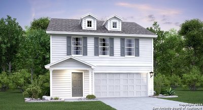 San Antonio Single Family Home New: 6303 Delgado Run