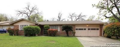 San Antonio Single Family Home New: 2518 Hiawatha St