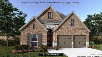 San Antonio Single Family Home New: 2122 Calate Ridge