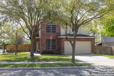Cibolo Single Family Home Active Option: 149 Blue Sage Ln