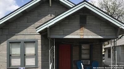 San Antonio Single Family Home New: 151 Pendleton Ave
