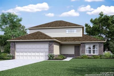 Converse Single Family Home New: 7413 Sandy Bay